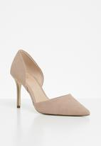 Call It Spring - Telana heel - pink