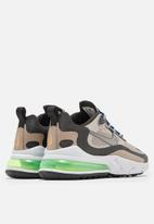 Nike - Air Max 270 react wtr - sepia stone / black-moon particle