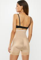 Easy Curves Shapewear - Slimming shaper shorts - neutral