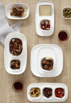 Maxwell & Williams - Tapas platter set - white