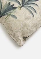 Hertex Fabrics - Haru cushion cover - white