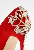 Sissy Boy - Stiletto heel - red
