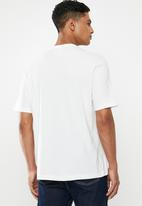 adidas Originals - Vcl msg lg short sleeve tee - white