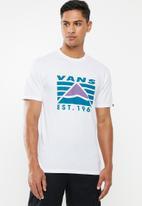 Vans - Hi-point short sleeve tee - white