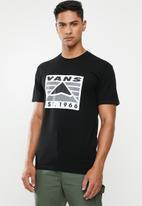 Vans - Hi-point short sleeve tee - black