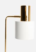 SF Collection - Femme desk lamp - gold