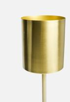 SF Collection - Table lamp - marble & gold