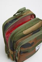 Herschel Supply Co. - Form large crossbody bag - camo