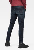 G-Star RAW - 3301 Slim  jeans - navy