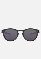 Oakley - Latch grey lens 53mm - matte black