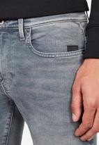 G-Star RAW - Revend skinny  jeans - grey