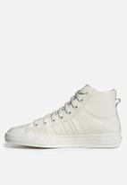 adidas Originals - Nizza hi rf - off white/off white/off white
