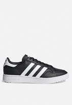 adidas Originals - Modern 80 Euro Court - core black / ftwr white / grey