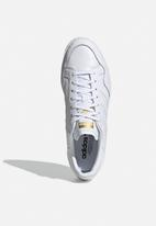 adidas Originals - Modern 80 Euro Court - ftwr white / core black