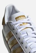 adidas Originals - Modern 80 Euro Court - ftwr white / gold metallic