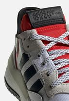 adidas Originals - Nite Jogger - ftwr white / core black / hi-res red