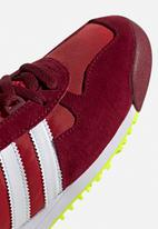 adidas Originals - SL 80 - scarlet / ftwr white / collegiate burgundy