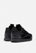 Reebok - Classic Leather trail - black / true grey