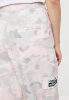 adidas Originals - Camo trackpants - pink