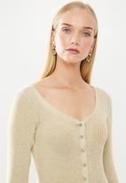 STYLE REPUBLIC - Glam cardigan - beige