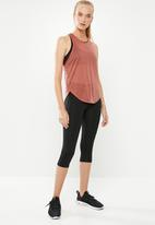 Under Armour - Armour sport graphic tank - rust