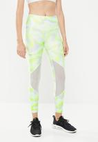 Under Armour - UA HG armour mesh ankle crop - multi