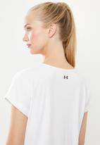 Under Armour - Graphic entwined fashion - white & black