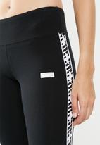 New Balance  - New balance pack legging  - black