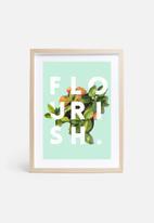 83 Oranges - Flourish