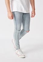 Factorie - Spray on jeans - blue