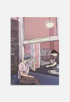 Leigh Le Roux - Pizza slice 2