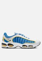 Nike - Air Max Tailwind IV - white / photo blue / speed yellow
