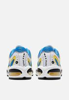 Nike - Air Max Tailwind IV - white / photo blue / speed yellow