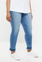 POLO - Stacey fashion jeans - blue