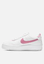 Nike - Air Force 1 Shadow - white / magic flamingo