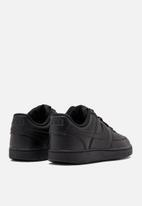 Nike - Court Vision low - black / black