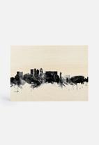 artPause - Cape Town skyline