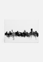 artPause - Pretoria skyline