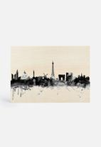 artPause - Paris France Skyline New 1