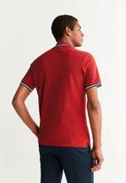 MANGO - Coco polo - red