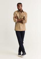 MANGO - Mark shirt - neutral