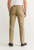 MANGO - Pablo trousers - neutral