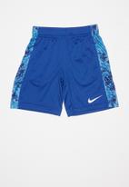 Nike - Aop trophy short - blue