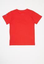 Nike - Nike futura faux embroidery - red
