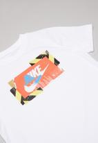 Nike - Nike tee futura hazard - white