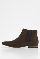 Superbalist - Virtus chelsea boot - brown