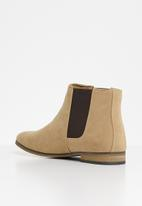 Superbalist - Virtus chelsea boot - beige