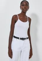 Superbalist - 3 Pack cami bodysuit - multi