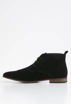 Superbalist - Forza desert boot - black