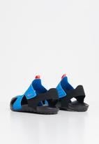 Nike - Nike sunray protect 2 - photo blue/crimson